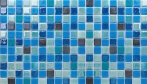 Cam Mozaik Havuz Kaplaması - ArtisticBlue